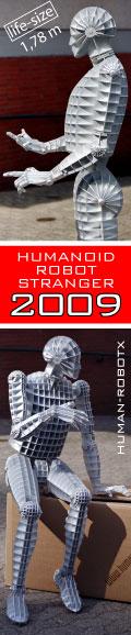Humanoid Robot STRANGER 2009