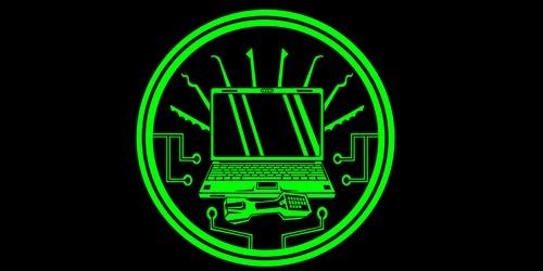 HackAttack Red-shoes-logo
